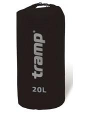 Гермомешок Tramp Nylon 20 (л) черный