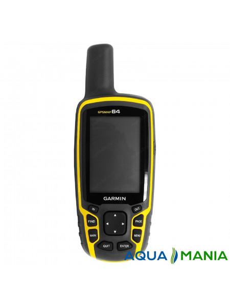 Навігатор Garmin GPSMAP 64