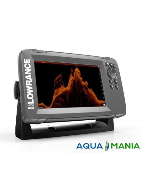 Эхолот Lowrance Hook2-7x GPS Tripleshot