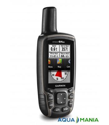 Навигатор Garmin GPSMAP 64st Erope TOPO