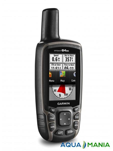 Навігатор Garmin GPSMAP 64st Erope TOPO