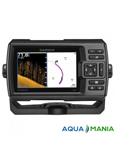 Эхолот Garmin Striker 5cv CHIRP , Worldwide