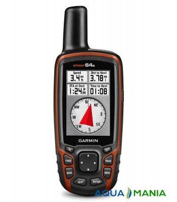 Навігатор Garmin GPSMAP 64s