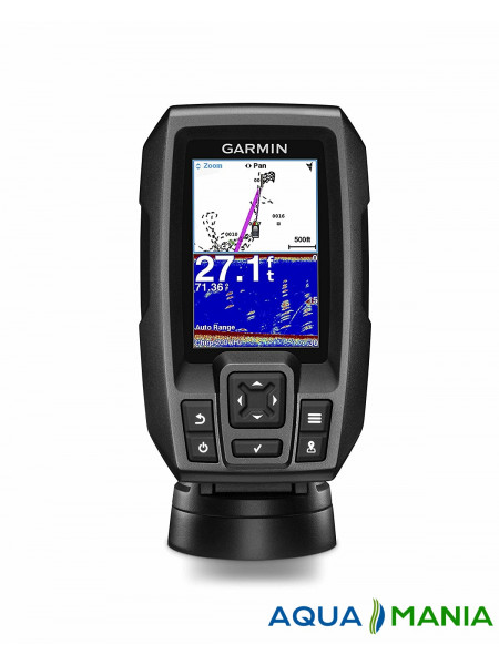 Ехолот Garmin STRIKER 4 CHIRP Worldwide