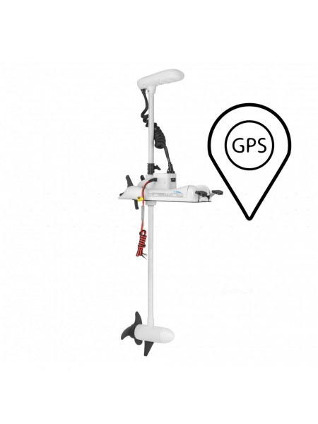 Лодочный Электромотор GPS Haswing Cayman B 55 lbs (белый)