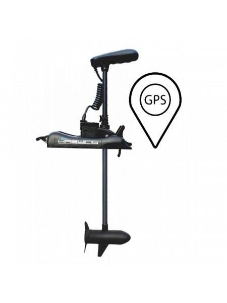 Лодочный Электромотор GPS Haswing Cayman B 55 lbs (черный)