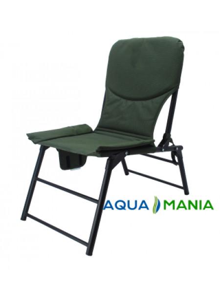 Фидерное крісло AQUA MANIA зелене