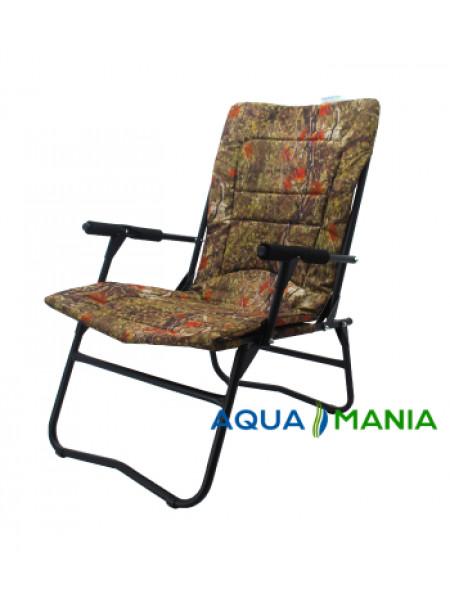 Карповое кресло AQUA MANIA лес