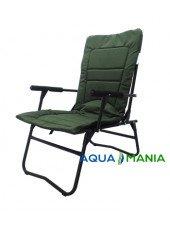 Карповое кресло AQUA MANIA зеленое