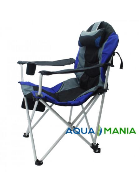 Коропове крісло Premium AQUA MANIA blue