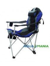 Карповое кресло Premium AQUA MANIA blue