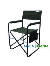 Кресло для рыбалки AQUA MANIA зеленое