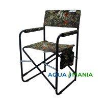 Кресло для рыбалки AQUA MANIA лес
