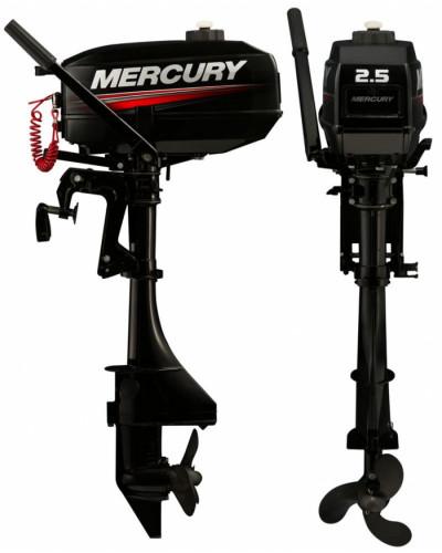 Лодочный мотор Mercury 2.5 MH