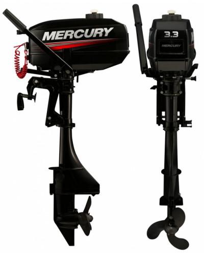 Лодочный мотор Mercury 3.3 MH