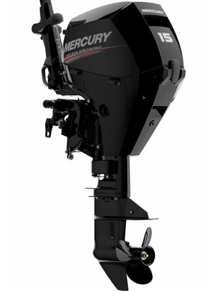 Лодочный мотор Mercury F 15 MH EFI