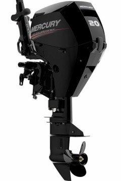 Лодочный мотор Mercury F 20 MH EFI