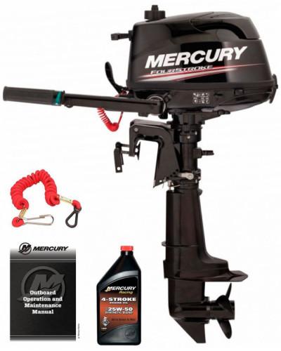 Лодочный мотор Mercury F 6 MH