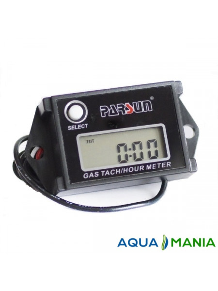 Тахометр+Счетчик моточасов  Parsun RL-HM026