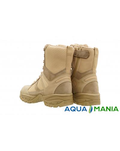 Берцы Mil-tec Coyote Patrol Boots One-Zip