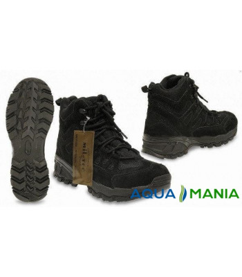 Черевики Mil-Tec Squad Boots 5 Inch black