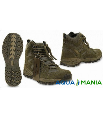Черевики Mil-Tec Squad Boots 5 Inch olive