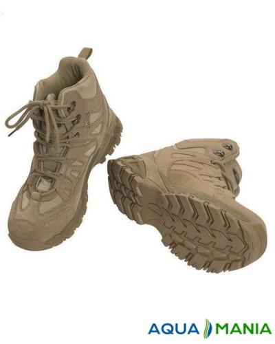 Ботинки Mil-Tec Squad Boots 5 Inch coyote