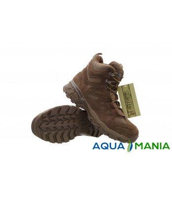 Ботинки Mil-Tec Squad Boots 5 Inch Braun