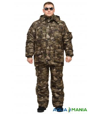 """Костюм зимовий для рибалок і мисливців """" Клітка М23 """" до -30 ℃ розмір 46-62"""