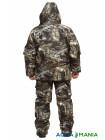"""Теплий зимовий костюм для рибалок і мисливців """" Снайпер """" розмір 46-62"""