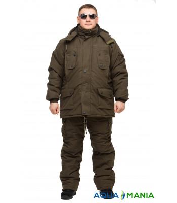 """Костюм зимовий утеплений """" Олива-Хакі """" до -30 ℃ розмір 46-62"""