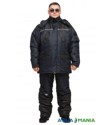 """Костюм для зимової риболовлі й полювання """" Турист & quot ;, синій, розмір 48-62"""