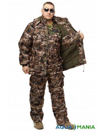 """Охотничий дышащий костюм из мембранной ткани """"карпаты"""" размер 46-62"""