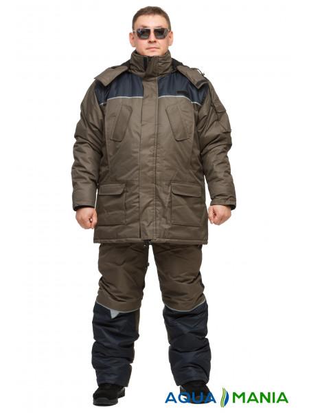 """Костюм для зимней рыбалки """"турист"""" размер 46-62"""