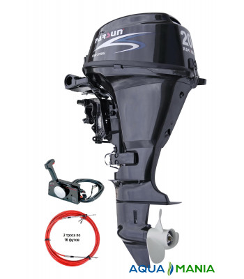 Лодочный мотор Parsun F20A FWS