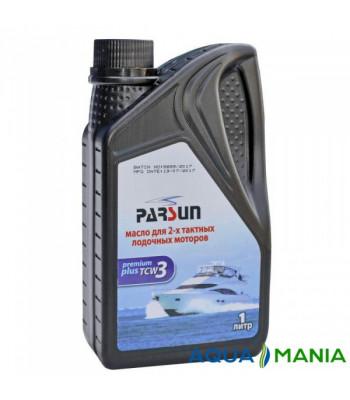 Масло Parsun для двотактних двигунів, TCW3 Premium Plus, 1 літр NEW