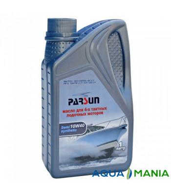 Масло PARSUN 4-х тактное 10W40 полусинтетика 1 литр