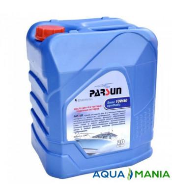 Масло PARSUN 4-х тактне 10W40 напівсинтетика 20 літрів
