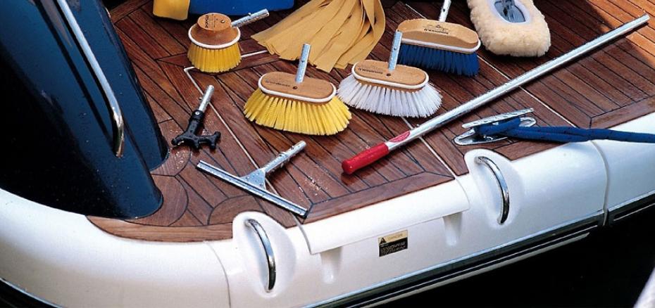 Правильный уход за резиновой лодкой