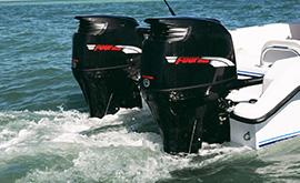 Підвісні мотори і аксесуари